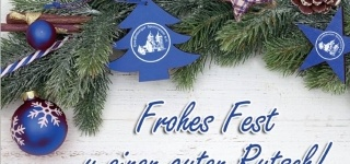 Danksagung zum 115.Vereinsjahr - Weihnachtsgrüße und einen guten Rutsch ins neue Jahr