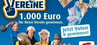 1.000 Euro für unseren Nachwuchs bei Radio Brocken gewinnen - bitte jeder mitmachen und abstimmen