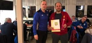 Oliver Seifarth mit DFB-Ehrenamtspreis 2019 ausgezeichnet - wir sagen recht herzlichen Dank Oli