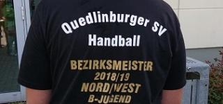 QSV  B-Jugend ist Meister